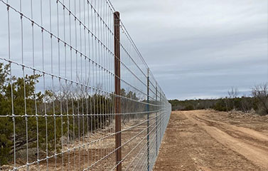 LE Fence has a fencing solution for you and your dream.